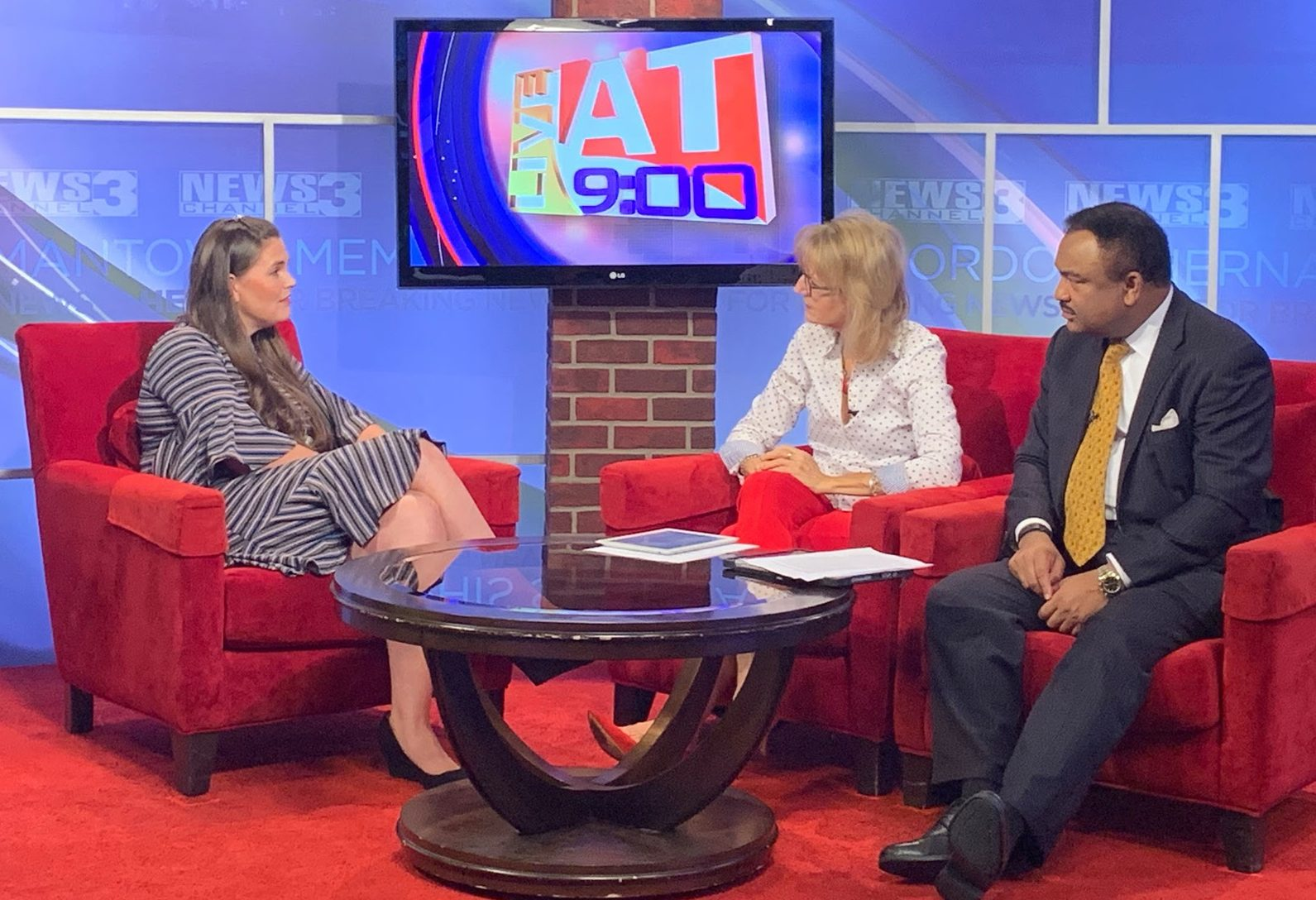 "ALLMemphis Executive Director Krista Johnson discusses the importance of literacy on ""Live at 9"""
